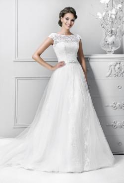 Svatební šaty Agnes - Svatební centrum Tina 9f89906560
